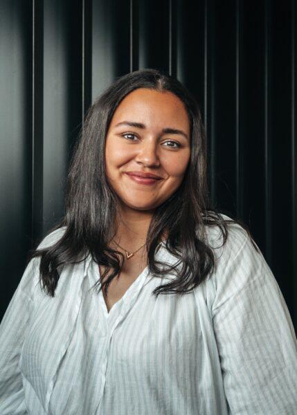 Portrettbilde av Marketing & Promotion Manager i MER, Imane Istaleb